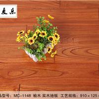 供应榆木实木地板防腐地板仿古地板防潮地板