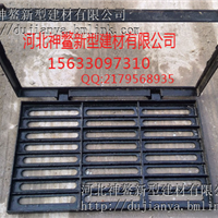河北神鳌厂家供应球墨铸铁雨水口箅子
