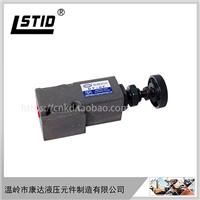 直动式溢流阀远程调压阀DT-01 DT-02 DG-02