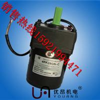 60W 90W 120W微型单相立式交流调速电机
