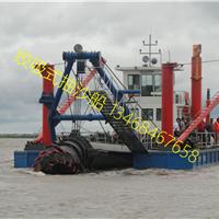 马来西亚河道抽沙疏浚12寸300方绞吸抽沙船