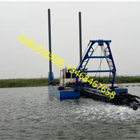浙江宁波市水源地清淤150方绞吸式挖泥船