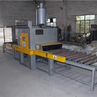 铝板 钢板表面处理喷砂机红海自动喷砂机厂