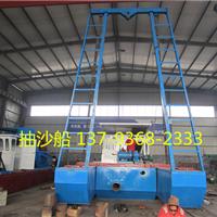 贵州12寸泵射吸式抽沙船怎样设计便于运输