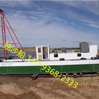 8寸泵射吸式抽沙船适合在黄河流域抽沙吗