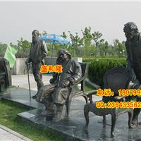 江西厂家校园户外摆件人物景观雕塑