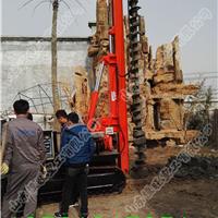 供应专业生产打桩机   螺旋打桩机