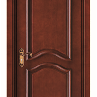 厂家直销实木复合烤漆门 免漆门