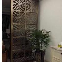 供应兰州不锈钢紫铜色装饰门板,可开不定尺