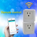 供应智能插座WIFI无线控制美标13A