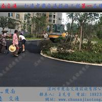 深圳工业区柏油路面修复厂家/旧城改造柏油路施工