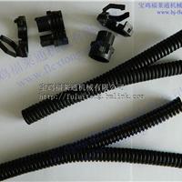 供应AD41.9双拼波纹管 双层剖开式尼龙软管