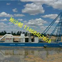 江西赣州120方分体射流式抽沙船运输尺寸