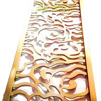 不锈钢屏风生产加工铝屏风|铜屏风|金属屏风