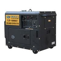 4500W静音柴油发电机LS-6000T