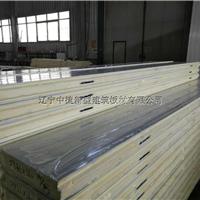聚氨酯粘贴板,聚氨酯封边岩棉复合板