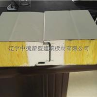 沈阳聚氨酯封边岩棉板、辽宁聚氨酯封边板
