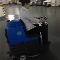 重庆洗地机R-XBEN地下车库驾驶式洗地机