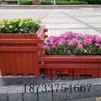 供应河北环保木质花箱、防腐木花箱、大花盆