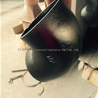 供应柔性铸铁排水管件45度弯头厂家批发