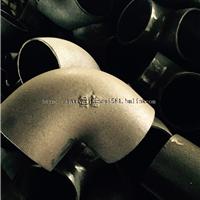 供应厂家直销W型柔性铸铁排水管件-90度弯头