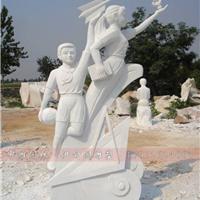 校园雕塑的作用|校园石雕|校园人物放飞梦想
