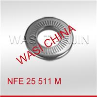 WASI NFE25511不锈钢法式鞍型锁紧垫圈