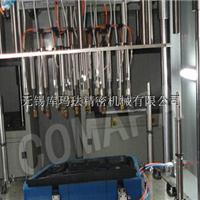 汽车门板护板装饰条超声波焊接机|热熔铆点