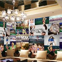 KTV主题背景壁画/KTV包厢壁画订做/姿彩壁画