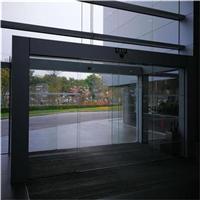 玻璃不锈钢感应门自动平移门