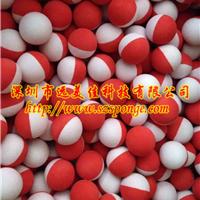 供应深圳EVA海绵球 浮水泡棉球厂
