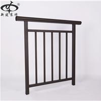 焊接铝合金护栏彩色不锈钢栏杆楼梯扶手围栏