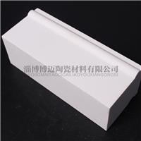 供应耐磨氧化铝陶瓷衬砖,球磨机内衬