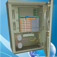 72芯免跳接光箱又称72芯光缆交接箱壁挂式安装介绍