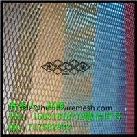 供应铝拉网天花吊顶 铝板网室内装饰网