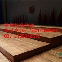 内蒙古包头一流的剧场舞台木地板,首选胜枫