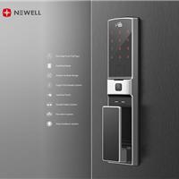 Newell F408 指纹门锁 智能门锁 进口