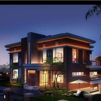 宁夏轻钢结构房屋 新型清真房屋搭建 钢结构别墅