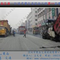 2017宝安柏油路面施工厂家/旧城改造沥青混凝土施工