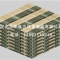 竹格填料,竹片填料、竹栅网格板淋水填料