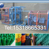 供应搓绳机,高速制绳设备,多股捻绳制绳机厂家