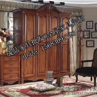 重庆原木家具厂专业定制欧式原木家具|欧式实木家具