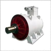 隔爆型皮带机用低速大扭矩永磁电机传动系统