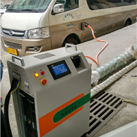 供应晶福源 移动式单相 7KW快速充电桩