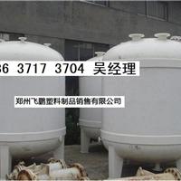 河南郑州塑料板厂家供应塑料焊接防腐蚀储罐