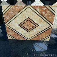 高端厨房卫生间地板砖300*300K金砖艾菲顿