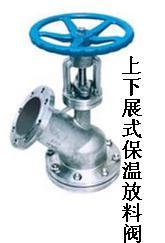 青海316L不锈钢放料阀现货供应