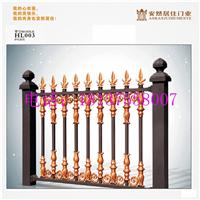 驻马店庭院围栏栅栏南阳信阳漯河锌钢护栏