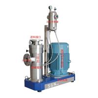 GMD2000油性石墨浆料纳米研磨分散机