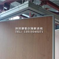 铝型材室内活动隔断隔墙屏风隔断